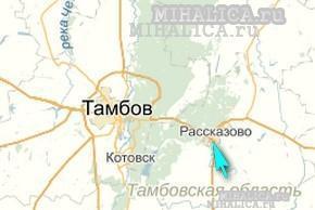 Асеевский дворец на цнинских землях Тамбовщины
